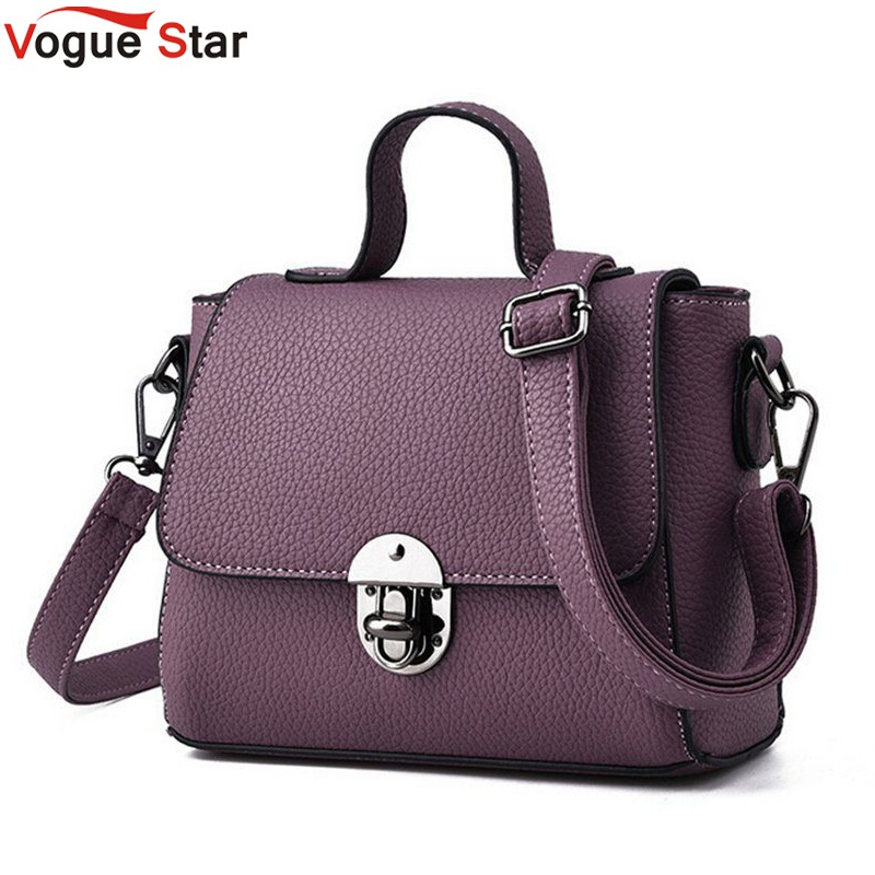 Vogue Star 2017 New Fashion women bags designer Shoulder bags Crossbody bag for Women leather handbags Small messenger bag LA307