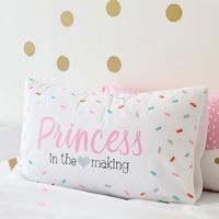 1pcs Cotton Pillow Cases Kids Cartoon Girls Boys Bedroom Decorative Nordic Style Pillow Cover Children Gift