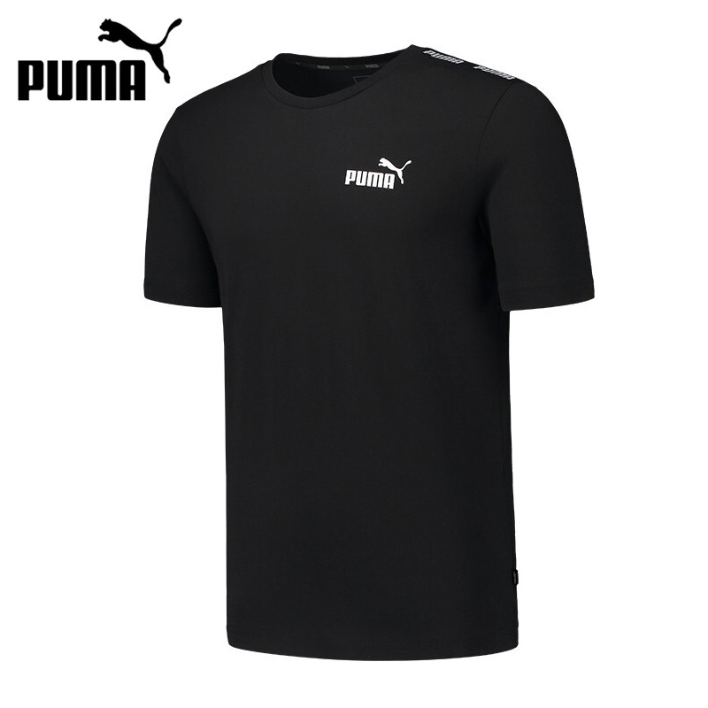 Original New Arrival  PUMA Amplified Tee Mens T-shirts short sleeve SportswearOriginal New Arrival  PUMA Amplified Tee Mens T-shirts short sleeve Sportswear