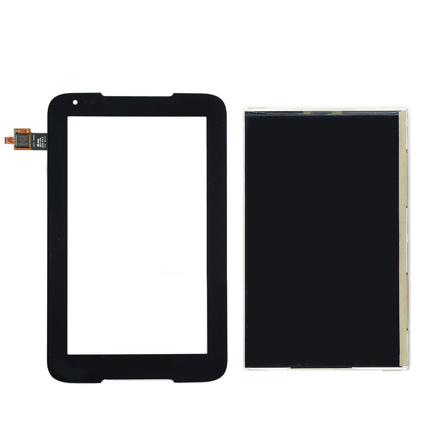 black Touch Screen Digitizer Glass Sensor + LCD Display Panel Screen For Lenovo Tablet IdeaTab A3000 Free Shipping lcd display touch screen panel digitizer accessories for lenovo vibe k5 plus 5 0inch smartphone free shipping track number