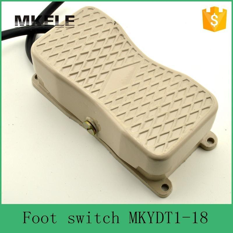 Free Shipping Dual Action 10A  Household Antislip Non Latching Momentary Foot Switch For Motor Control цены онлайн