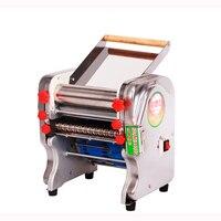 Из нержавеющей стали бытовых электрических паста машина нажатия машины Ganmian механизм коммерческие паста машина 220 В