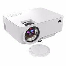 ใหม่แบบพกพามินิFllu HDบ้านLED Projector 1500 lumensหน้าโรงละครUSB HDMI AV VGA SDสำหรับของHome Cinema P Royector Ferrการจัดส่งสินค้า