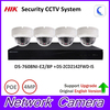 Original Hik Security Camera System 1080P 8POE DS 7608NI E2 8P 4MP IP Camera DS 2CD2142FWD