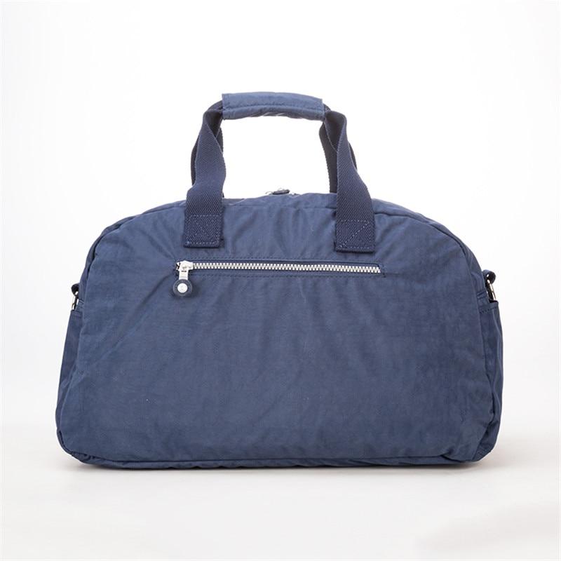 Muškarci Žene Povremeni Putni Duffel Bag Vodootporan Veliki - Torbe za prtljagu i putovanje - Foto 3