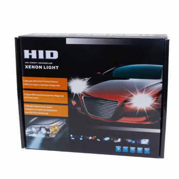 2016 New HID Car Pengiriman Gratis Kualitas Tinggi 12 V 55 W Menyembunyikan Xenon Kit H1 H3 H7 H8 H9 H11 9005 9006 4300k 6000k