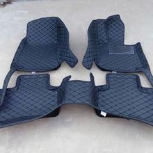 Хорошие коврики! Специальные коврики для правой руки накопитель Mercedes-Benz W211 E класса 2009-2002 водонепроницаемые ковры