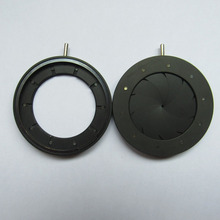Wholesale prices 1-29MM Amplifying Diameter Zoom Optical Iris Diaphragm Aperture Condenser for Digital Camera Microscope Adapter with 8 Blades