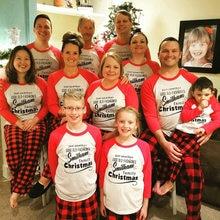 Рождественский Новый год Одинаковая одежда для семейного образа пижамы  Детский комбинезон комплекты папы и сына мать 40941939e7e1f