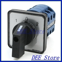 3 Positions 3 Phase Change Over Control Cam Switch Ui 660V Ith 20A