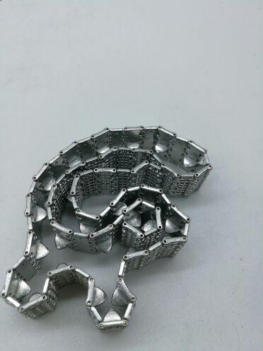 ФОТО San Xin SX35002 1/35 Metal Track T34/85 for All w/metal pin