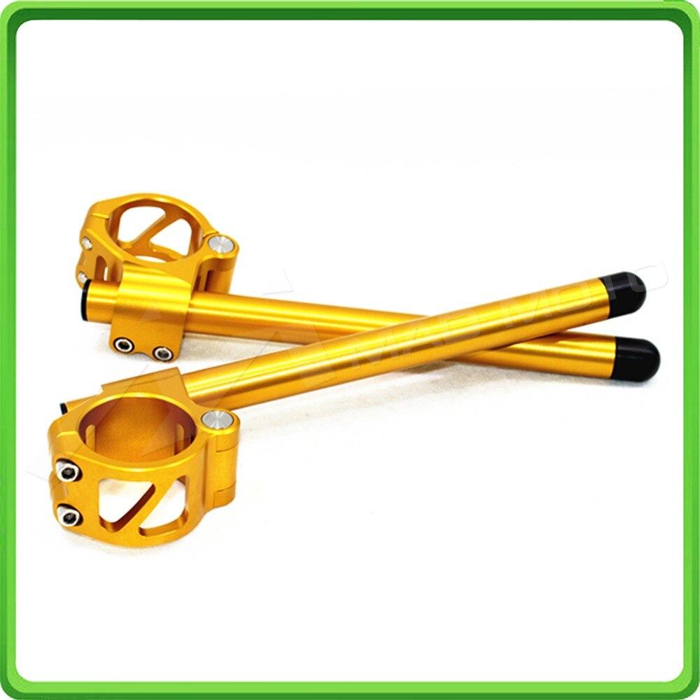 50mm Fork Clip-ons Handle Bar For Honda CBR954RR 2002-2003 CBR929RR 2000-2001