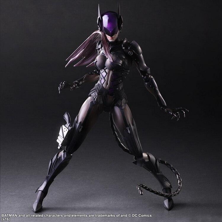 1/6 scale Batman Comics version catwoman.figure doll model.12 action figure doll.Collectible Figure model toy neca dc comics batman arkham origins super hero 1 4 scale action figure