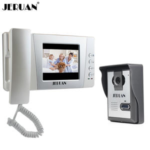 JERUAN Home Video Door Phone DoorBell Camera