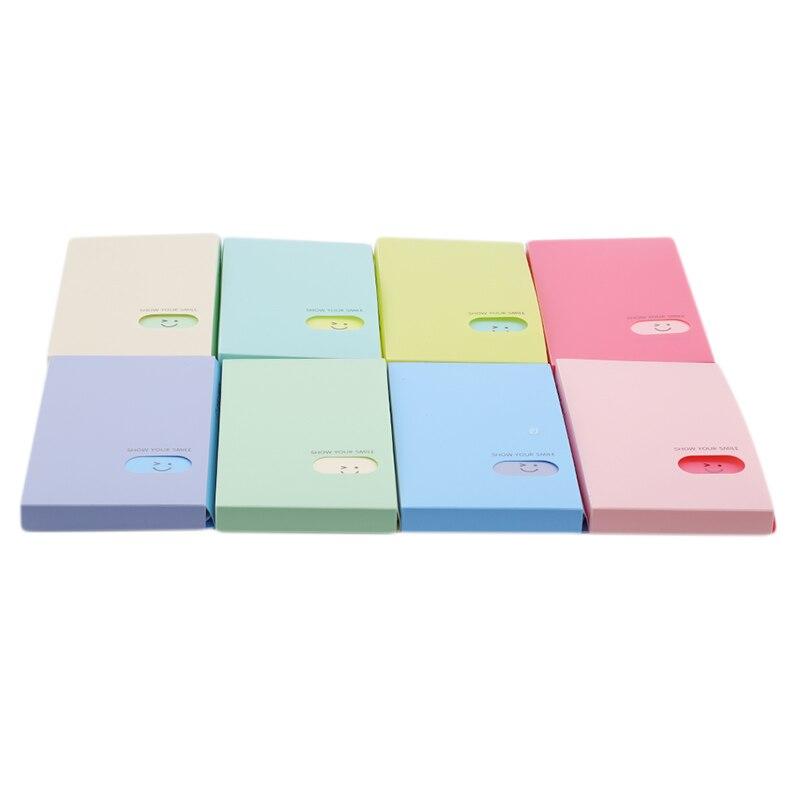 Креативный фотоальбом, книга для хранения визитных карточек, домашний декор 120 в ПП, корейский стиль, портативный альбом de foto, альбом fotografico