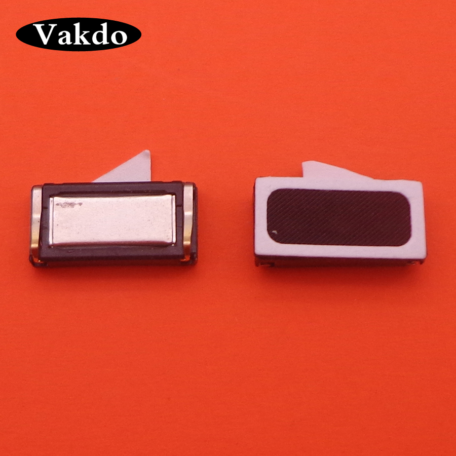 2pcs New Ear Speaker Receiver Earpiece Replacement For ASUS Zenfone Max ZC550kl Zenfone 3 ZE552KL ZE553KL Go ZB690KL ZB69