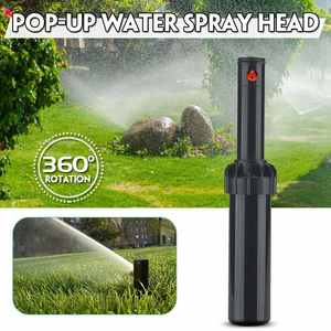Nozzle Watering-System Sprinkler Spray-Head Irrigation-Misting Garden Automatic-Rotation