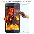 Vrurc 9 H Screen Protector для Samsung Galaxy A5 стекло 2015 2016 2017 Закаленное Стекло A500 A510 A5009 A5000 A5100 A5108 A5200