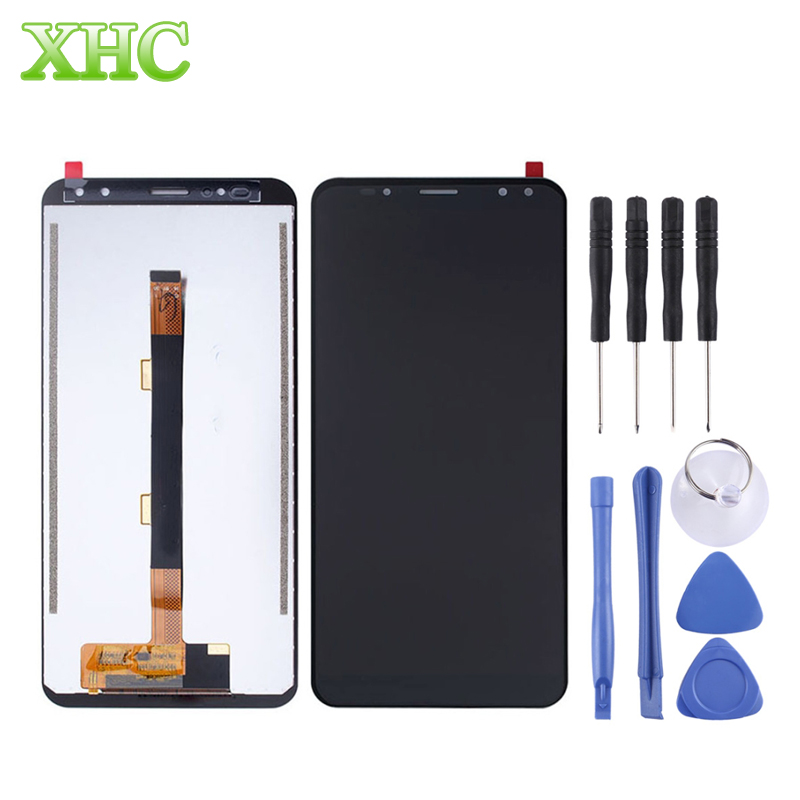 Ulefone Power 3 Replacement LCD Display Touch Screen Digitizer Assembly for Ulefone Mobile Phone