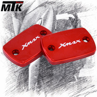MTKRACING Free Shipping For YAMAHA XMAX 300 2017 2018 Motorcycle Accessories Motorbike Brake Fluid Tank Cap
