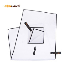 Ship From US Sinland 3-pack 16X24  Microfiber Waffle Weave Dish Drying Kitchen Towels Pet Towel Dries 10 times Faster