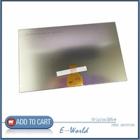 Original 10.1inch 30pin LCD screen BOE 101 160913 A1 for tablet pc free shipping
