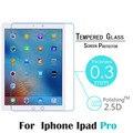"""0.3 мм 9 H 2.5D Защита Экрана Закаленное Стекло Пленка Для Apple iPad Pro 12.9 """"Защитная Крышка Стекла на Для iPad Pro"""