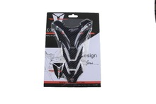 KODASKIN Real protection Carbon Tank Pad  3D-Emblem for YAMAHA YZF R1 R1_M
