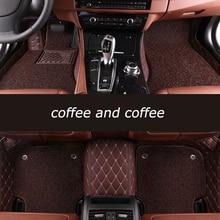HeXinYan Custom Car Floor Mats for Peugeot All Model 4008 RCZ 308 508 408 307 206 3008 2008 207 301 5008 607 auto accessories