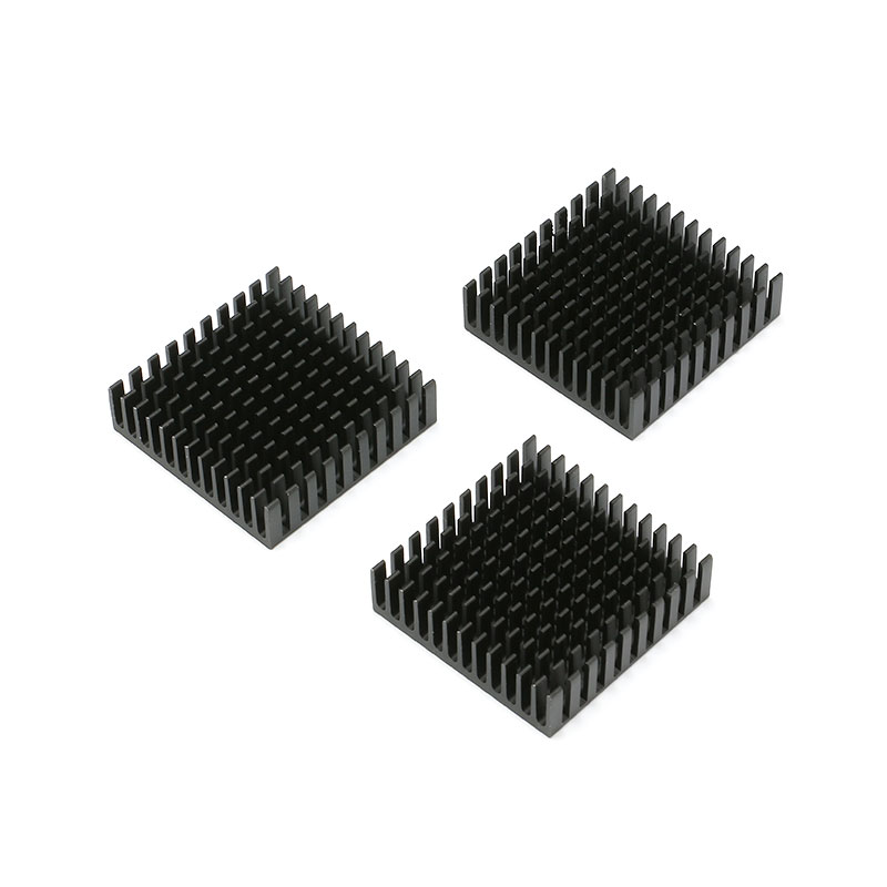 5pcs Radiator Aluminum Heatsink Extruded Profile Heat Dissipation For Electronic 404011mm (1)