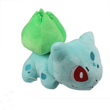 16cm Bulbasaur Plush Toys Soft Stuffed Banpresto Climb Anime Cartoon Dolls Kawaii Toys(China)