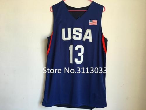 new york b40f6 822c6 closeout paul george 2016 usa jersey 632e3 e05f5