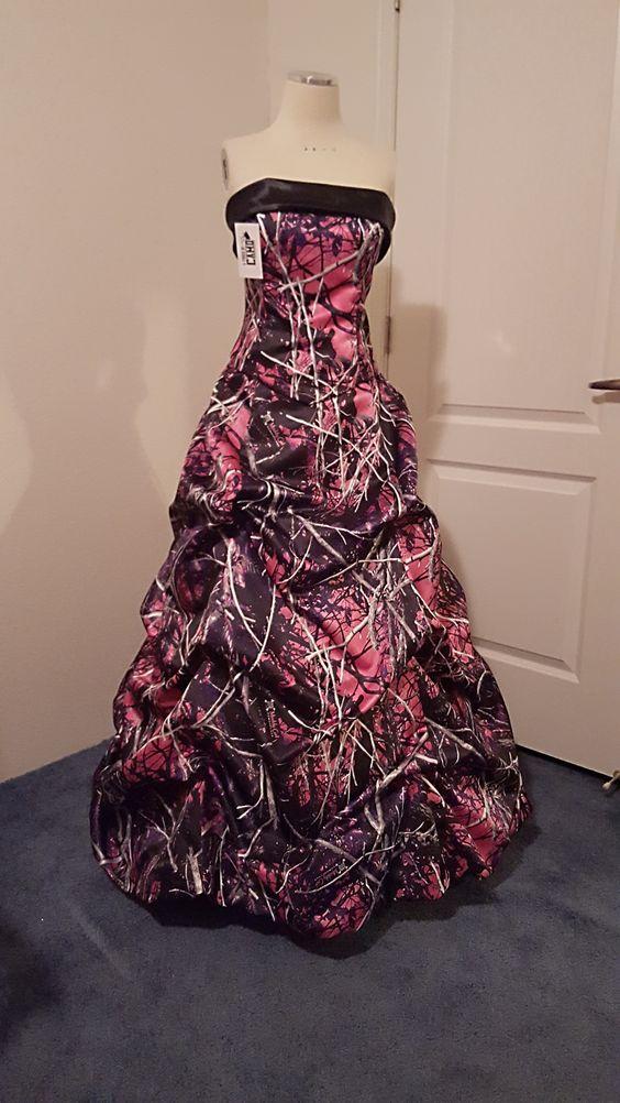 Partie Fille Faire Noiva Gratuite Boueux Robes 2018 Bal Rose Chaude De Livraison Personnalisé Camouflage Robe U1q8FwxE