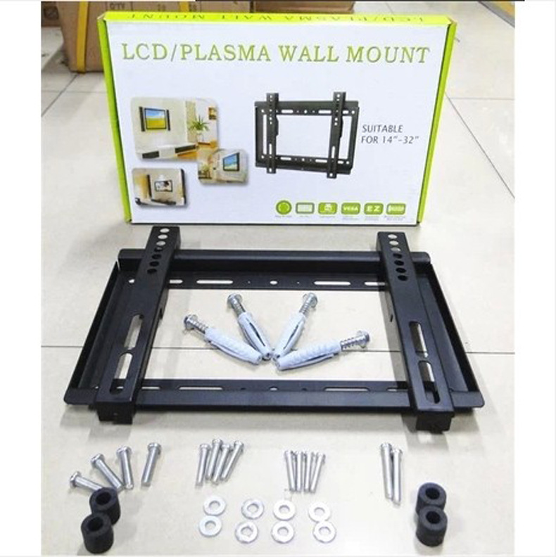Durable Flat Panel Tv Wall Mount Suit For 14 To 32 Inch