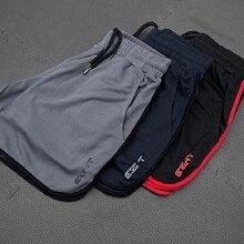 Summer Running Shorts Men Sports Jogging Fitness Shorts