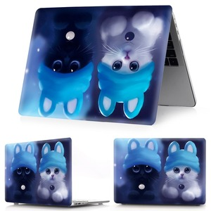Image 4 - Case for Macbook Air Pro Retina 11 12 13 15 16 inch Colors Case for  A1932 A1706  A2159 A1708 A2141A1466+gift
