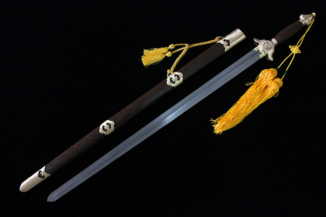 384a6b21d Tai Chi Straight Swords TaiChi Jian Master Straight Swords-in ...