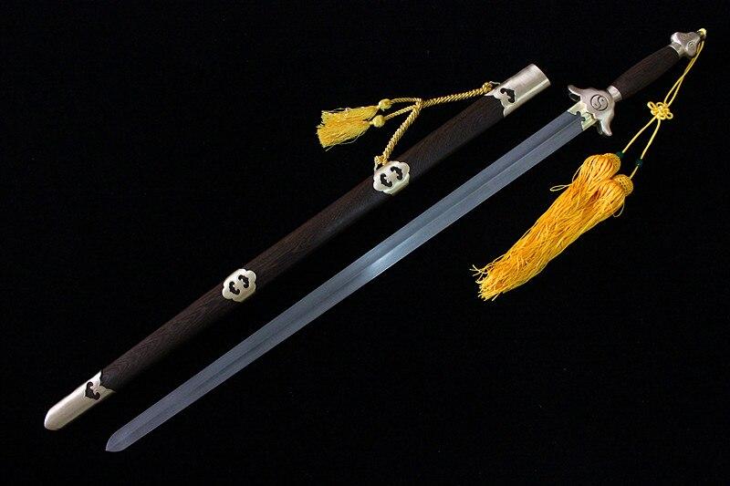 Tai Chi прямые мечи TaiChi Jian Master прямые мечи
