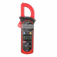 UNI T UT202A AC LCD Digital Clamp Meter Multimeter Handheld Tester Ohm BI151