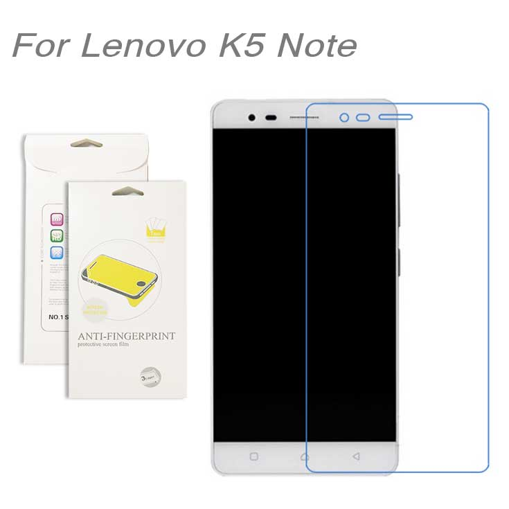 For Lenovo K4 Note K5 Note K6 Note K6 Power,3pcs/lot High Clear LCD Screen Protector Film Screen Protective Film Screen Guard