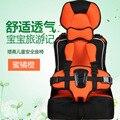 Alta Qualidade Tecido Higroscópico Respirável Assento de Carro Do Bebê Assento de Segurança Para Crianças, cadeirinha parágrafo carro, cadeira parágrafo carro