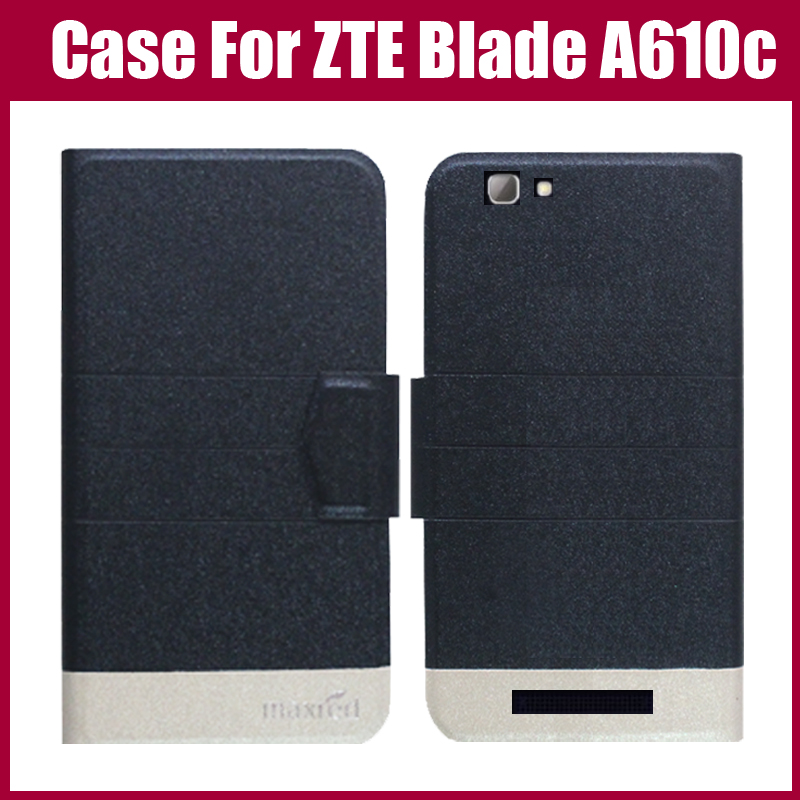 <font><b>ZTE</b></font> <font><b>Blade</b></font> <font><b>A610c</b></font> <font><b>Case</b></font> New Arrival 5 Colors High Quality Leather Exclusive <font><b>Case</b></font> <font><b>For</b></font> <font><b>ZTE</b></font> <font><b>Blade</b></font> <font><b>A610c</b></font> Cover Wallet Style image
