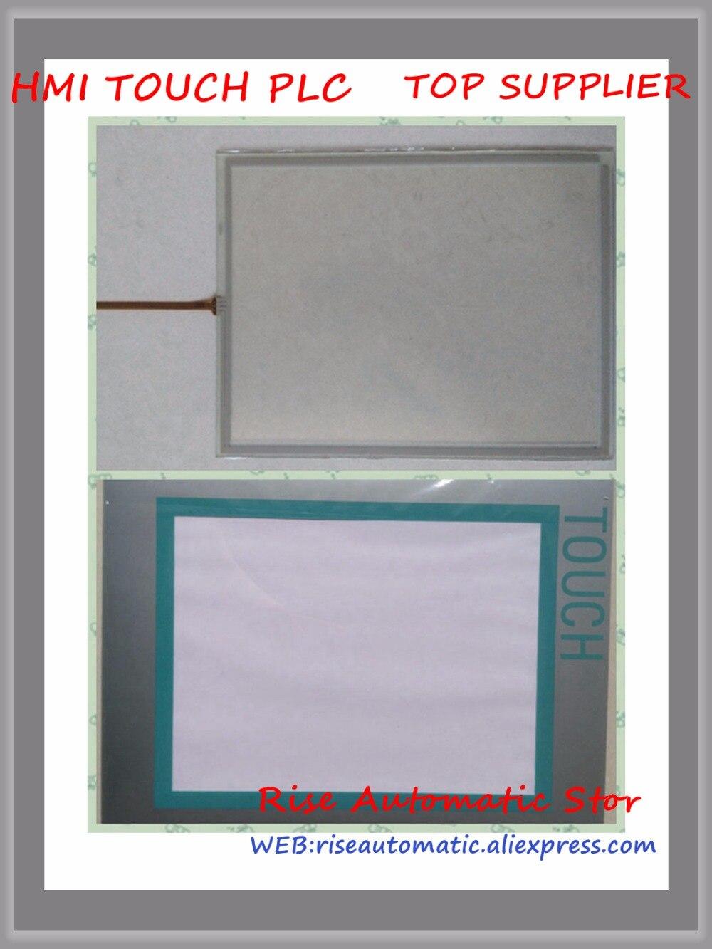 Nouveau panneau de verre tactile + masque MP277-10 6AV6643-0CD01-1AX1 6AV6 643-0CD01-1AX1