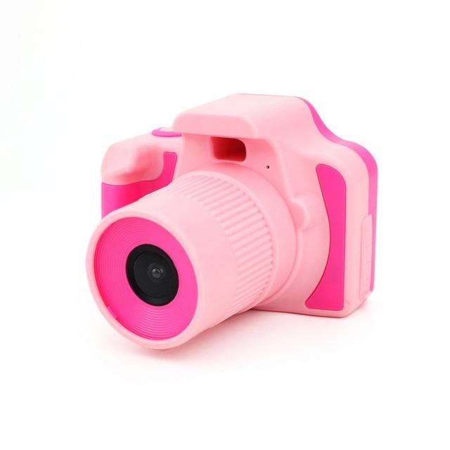Dslr Camera Full HD 1080P Portable Dslr Digital Video Camera 2 Inch LCD Screen Display Children for Home Travel photo Use