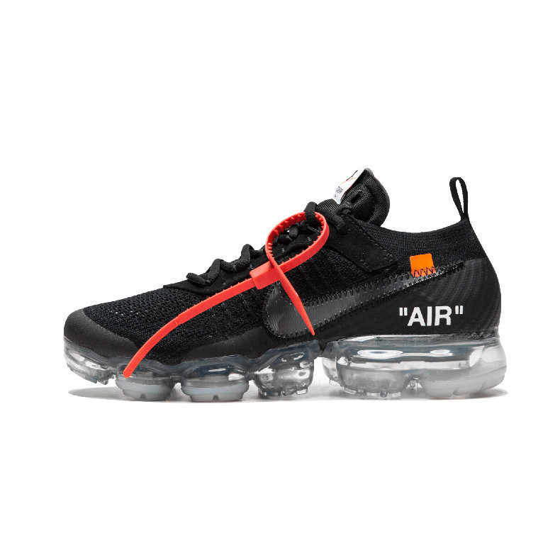 6e857afc190 ... NIKE Off White X Nike Air VaporMax OW Unisex Running Shoes Footwear  Super Light Comfortable Sneakers ...