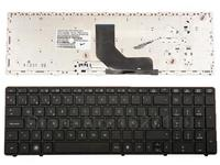 SP Spanish Laptop Keyboard For HP ProBook 6560B EliteBook 8570P BLACK FRAME BLACK Without Point Stick