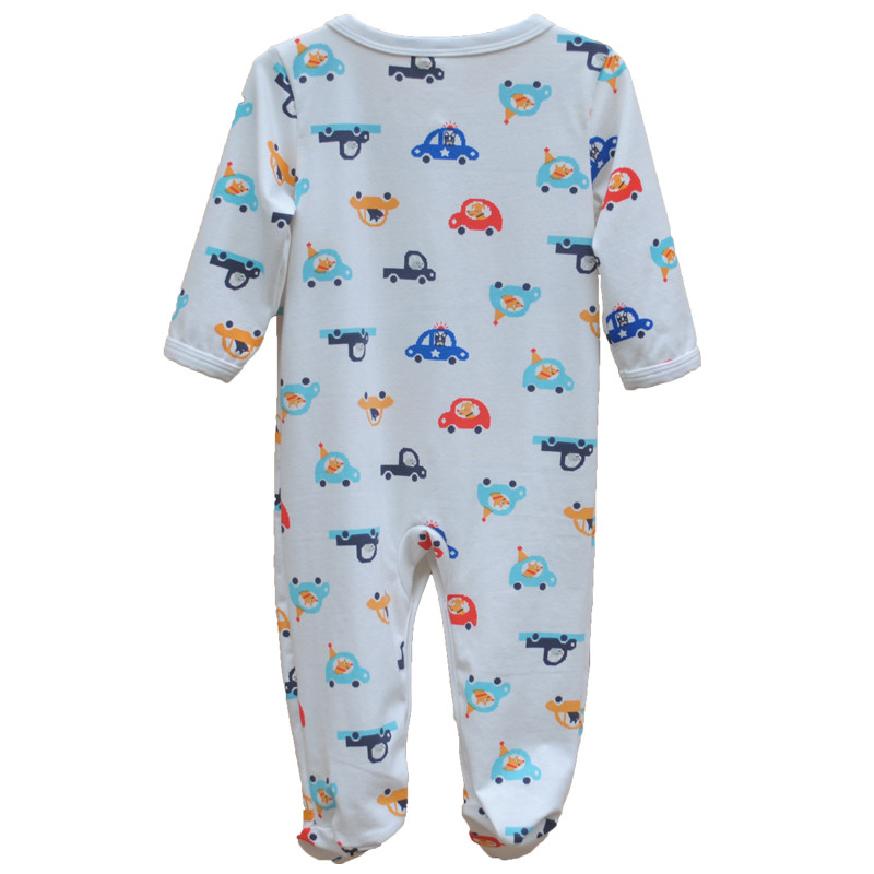 Brand Newborn Baby Clothes Cute Cartoon Baby Costume Girl Boy Jumpsuit Clothing Spring Autumn Cotton Romper Body Baby Clothes 10