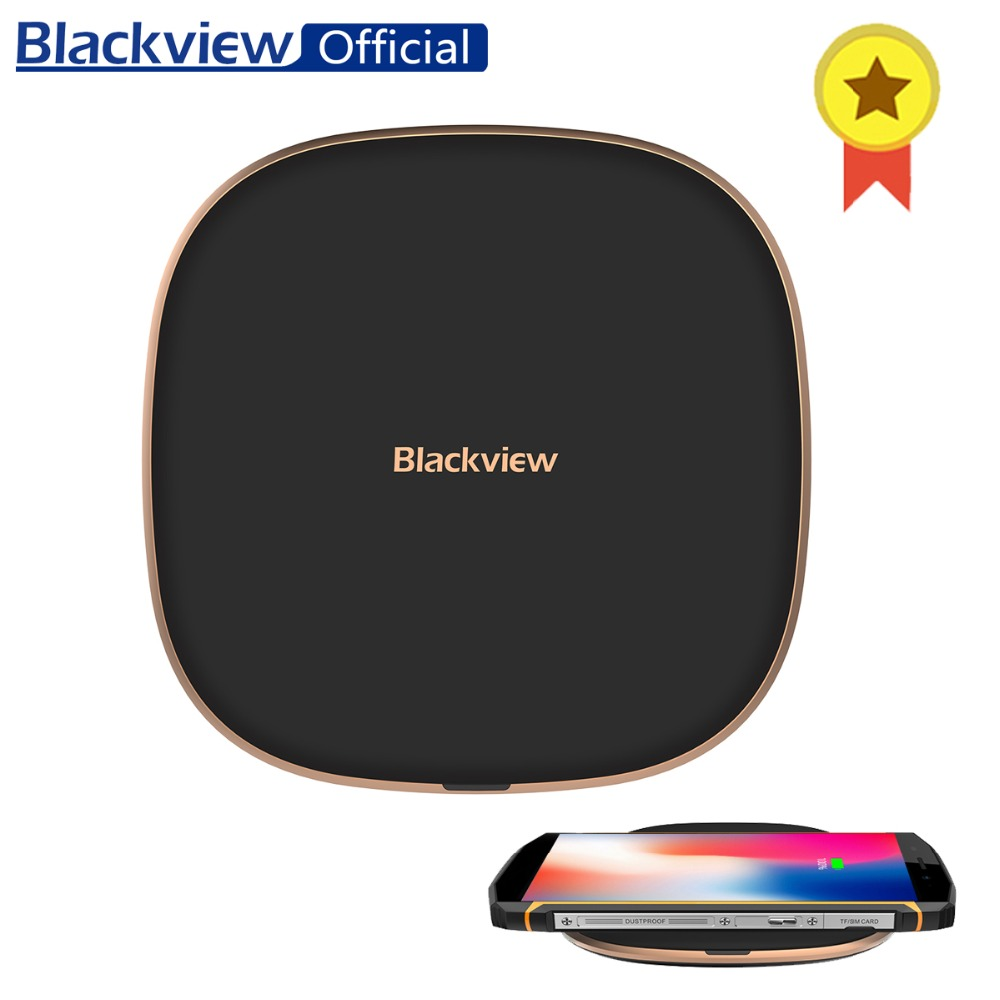 Blackview W1 Qi Standard Wireless Charger 10W Fast Charging TYPE-C Charger for Blackview BV6800 Pro BV5800 pro BV9500 Pro feature phone