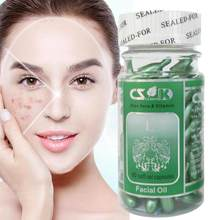 Yüz bakımı E vitamini özü 90 adet özü yüz kremi kırışıklık karşıtı beyazlatıcı krem Anti-Aging nemlendirici özü kırışıklık kaldırmak