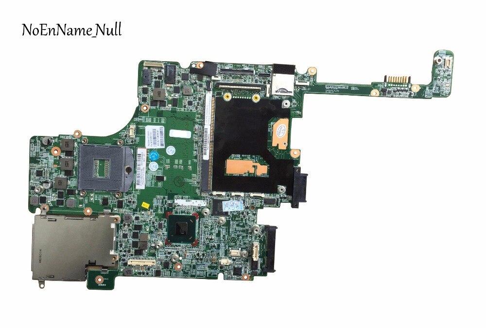 Original 652637-001 For HP Elitebook 8560w Motherboard Series Laptop Notebook Motherboard System Board Working Perfect
